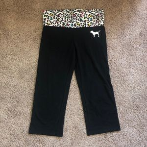 Victoria Secret PINK Cotton Capris